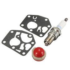 Carburateur Carb Primer Ampoule Diaphragme Joint Plug Kit pour Briggs Stratton 79508