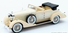 1 43 Matrix Hispano Suiza H6C Convertible Sedan Hibbard Darrin 1928 Open Roof WH