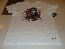 Ronaldo T Tee Shirt Soccer White L Player Hero European Football NWT New