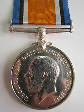Canada WW1 British War Medal - Pte B.R.C.Mitchell 151st Canadian Inf. Battalion