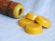 1 Chunk DIDGERIDOO BeesWax Mouthpiece 100% Pure Natural FREE SHIPPING WORLDWIDE