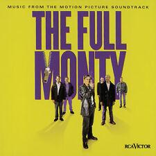 colonna sonora  o.s.t. -  The Full Monty - CD