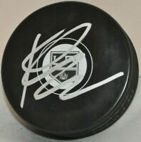 Kyle Clifford 2012 2014 Los Angeles Kings Signed Autographed NHL Hockey Puck COA