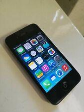 APPLE** IPHONE 4 16GB A1332** TELEFONO CELLULARE  FUNZIONANTE  VINTAGE SUPER