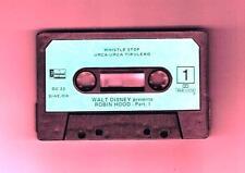 DISNEY - ROBIN HOOD - STORIA MUSICA  CANZONI DEL FILM - DISNEYLAND  - MC