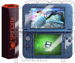 Skinomi TechSkin New Nintendo 3DS XL Skin Protector