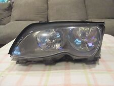 2002 2003 2004 2005 BMW 3 SERIES SEDAN WAGON LEFT SIDE HALOGEN HEADLIGHT OEM