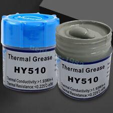 Pasta Termica  CPU Termoconduttiva Dissipatore Thermal Grease HY510 Grigio