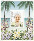 (95061) Jamaica MNH Queen Mother 95th Birthday minisheet 1995