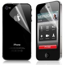 Pellicola per iPhone 4 & 4S, Fronte-Retro, Anti Impronte, proteggischermo