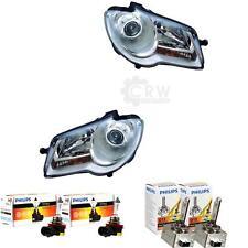 Bi Xenon Scheinwerfer Set VW Touran GP Bj. 06-10 Bosch chrom inkl. Lampen