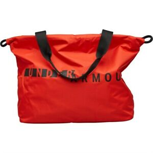 Under Armour Women's Favourite Graphic Tote Red Bag New
