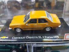 Brazilian Chevrolet Collection - 1979 Chevette SL 4 Doors - Brazilian Issue