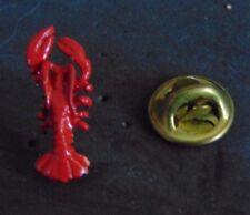 American Lobster Homarus Americanus Pin Lapel