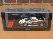 Fujimi/Truescale Tsm11 00006000 Fj023 Ferrari 458 Italia Gt2 Hankook LeMans 2011 1:43 Mib