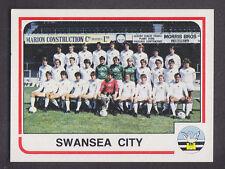 Panini Fútbol 84 - # 428 Swansea Team Group