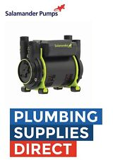 * SALAMANDER CT50 XTRA Positive Twin Shower Pump 1.5 Bar CT50XTRA & Hoses