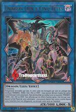♦Yu-Gi-Oh!♦ Dragon Lien à Cinq Tetes: DUOV-FR007 -VF/Ultra Rare-