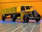 Dinky Toys No.521 / 921 Bedford Articulated  Lorry - Yellow- Red Hubs