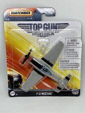 Matchbox Sky Busters Top Gun Maverick P-51 Mustang
