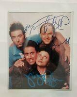 Seinfeld Cast autographed photo