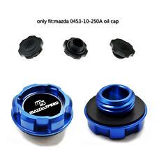 Blue Aluminum ENGINE oil cap FIT MAZDA RX7 RX8 323 FAMILIA BP 1.8L PROTEG