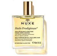 Nuxe Huile Prodigieuse 50ml Multi Purpose Dry Oil Face-Hair-Body
