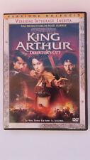 DVD - KING ARTHUR DI ANTOINE FUQUA - USATO VERSIONE NOLEGGIO