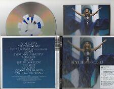 CD 12T+ DVD + LIVRET   KYLIE MINOGUE  APHRODITE    DE 2010 TRES BON ETAT