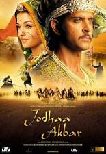 JODHAA AKBAR Movie POSTER 27x40 Hrithik Roshan Aishwarya Rai Sonu Sood Poonam