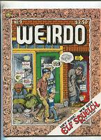 Weirdo # 9 Winter 1983-1984   Robert Crumb underground comix MBX90
