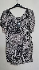 Plus Size 30-32 Gorgeous Summer Short sleeves Top to Fit 1647 Sixteen 47 Size 5