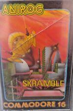 Skramble C 16, Plus 4 Cassette (Tape, Anleitung, Verpackung) 100 % ok