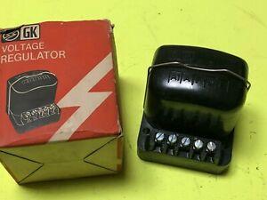 Lucas 37182 12 Volt Control Box Voltage Regulator MG MORGAN ROVER Genuine NOS