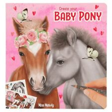 Malbuch - Create your Baby Pony - MISS MELODY