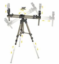 Shooting Tripod Deadshot Fieldpod Adjustable Hunting Rifle Rest Stand Caldwell