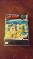 E.V.O: The Search for Eden (Super Nintendo Entertainment System, 1993) W/ Manual