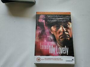 FAREWELL MY LOVELY 1975 (DVD) Robert Mitchum Charlotte Rampling THRILLER SLY