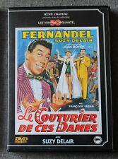Le couturier de ces dames - Fernandel - Suzy Delair - Françoise Fabian, DVD