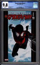 Ultimate Comics Spider-Man 1 CGC Graded 9.8 NM/MINT Marvel Comics 2011
