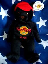 HRC Hard Rock Cafe Miami Charlie Bear Beara Bär Teddy Herrington LE