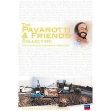 Pavarotti & Friends Collection 1992-2000 4 DVD NUOVO