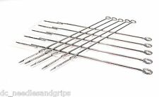 Dctattoo 50 X Premium Quality Round Liner Lining Tattoo Needles Size 7rl