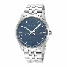 Calvin Klein Men's Infinity Swiss Automatic Watch K5S3414N