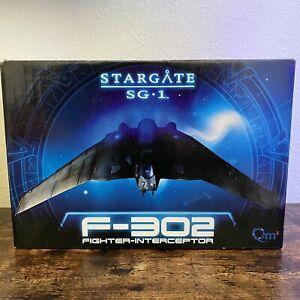 Stargate SG-1 QMx F-302 Fighter-Interceptor