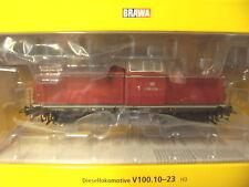 BRAWA 42841 Diesellok V100.23 der DB III AC digital Basic H0