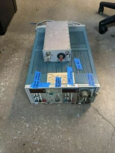 tektronix tm504 with modules FOR PARTS
