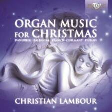 Lambour,Christian - Organ Music for Christmas - CD