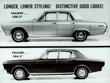 1966 Plymouth Valiant Dealer Promo Comparing The 1966 Falcon - Film on CD MP4