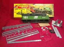1976 Lionel Burlington Northern Locomotive in wrong box, misc lot - Parts Repair